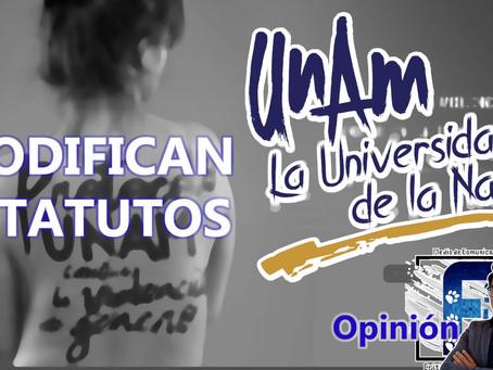 UNAM destituirá profesores ACOSADORES: un TRIUNFO para las colectividades feministas