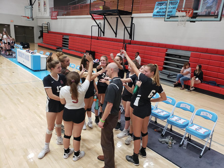 Lady Wildcat Volleyball flatten Lady Mountaineers