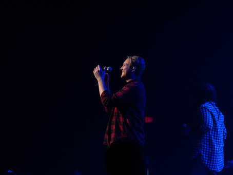 3 Confessions of A Worship Leader