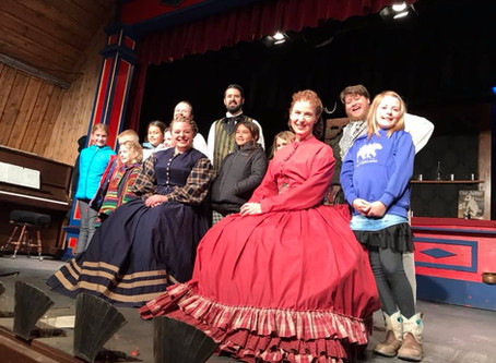 Trip to Barkerville for Grades 4 & 5