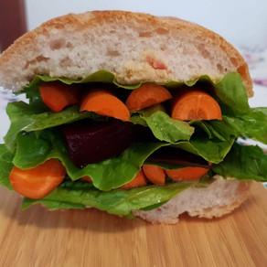 Panino di verdure