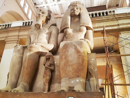 Египетский музей (Тахрир): трансформация