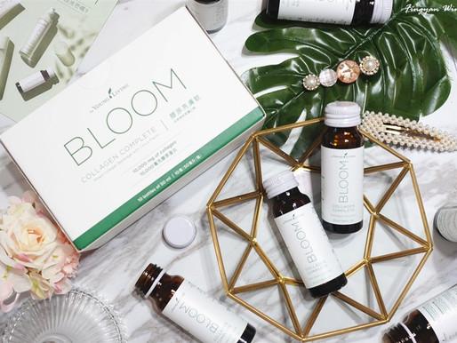  護膚の享 打造BLOOM BLOOM亮肌的最強閏蜜 ↺ Young Living BLOOM膠原亮膚飲