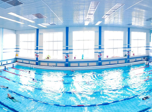Открытие бассейнов запланировано на 1 сентября.