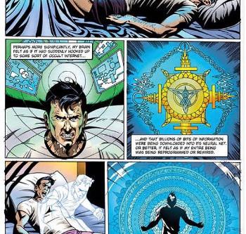 Jeff Kripal's Secret Body