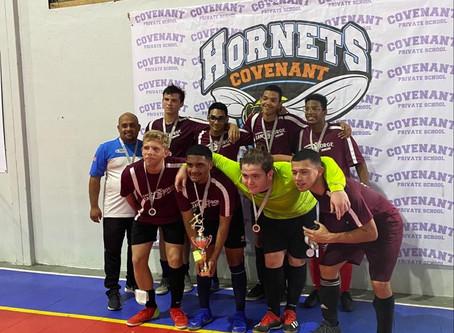 Felicidades al Equipo Indoor Soccer
