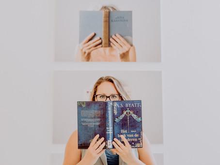 Hoe ga je om met kritiek op je boek?