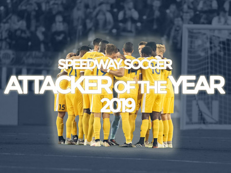 Speedway Soccer 2019 Attacker Of The Year Voting