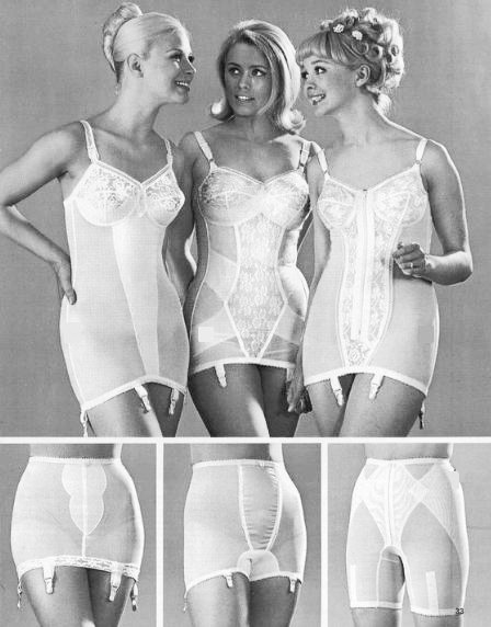 What Is The Best Foundation Garment To Wear Under Your Retro Clothes?