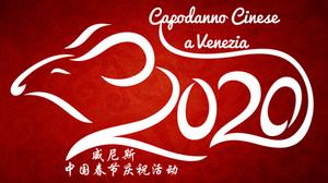 capodanno cinese venezia 2020