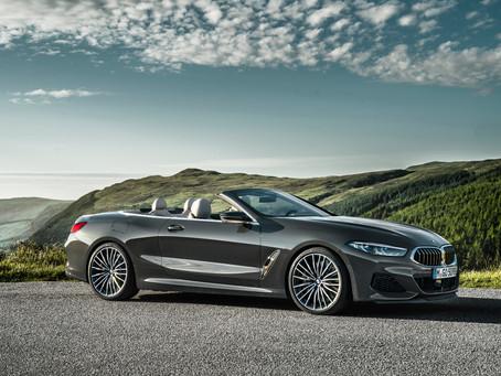 性能卓异、内饰奢华BMW M850i敞篷轿跑