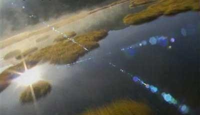 【NHK総合】 天空の旅人 錦秋の大地を飛ぶ