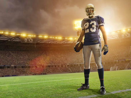 A Former NFL Lineman Embraces Veganism