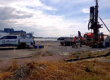 Sonic Drilling - Newcastle