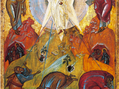 Transfiguration: The Power of Love