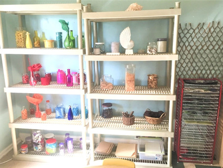5 Easy Ways to Make Your Home or School Space Reggio inspired