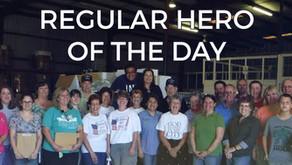 Regular Hero's Of The Day