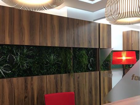 Reforma de oficinas: Melamina, madera chapada o madera maciza. Cuál elegir para tu reforma.