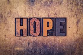 A Perfect Year: The Importance of Hope