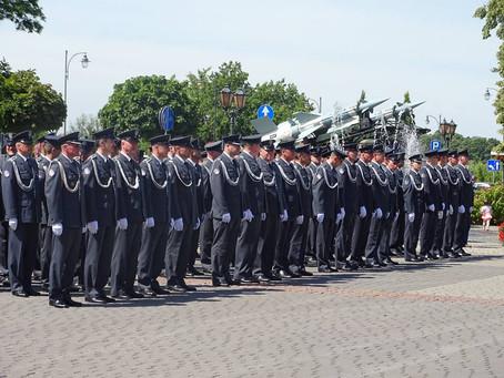 Sztandar dla 37. Dywizjonu Obrony Powietrznej