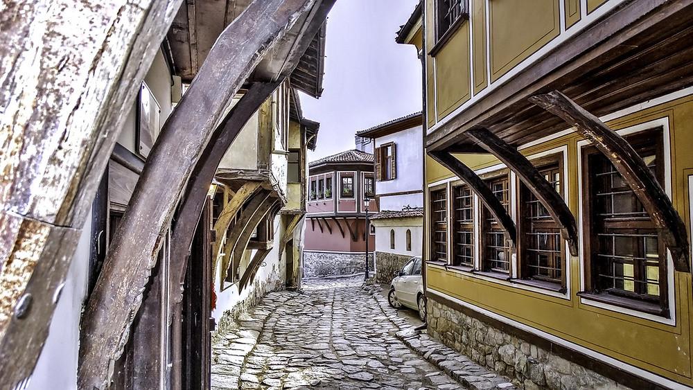 plovdiv bulgarie à voir