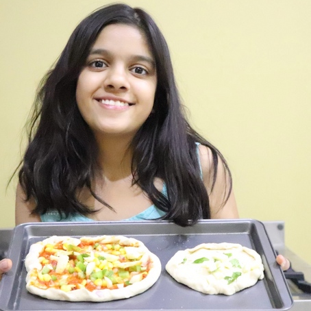 My Pizza-venture at Home