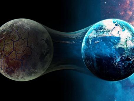 Qu'en est-il de la transition planétaire prévue pour la Terre?