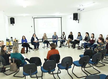 Município sedia encontro dos psicólogos do SUAS do Vale do Taquari