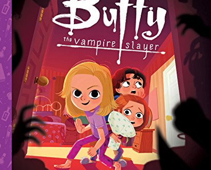 Review - Buffy the Vampire Slayer: a Picture Book