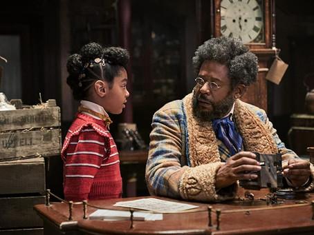 "Netflix to Release Star-studded Black Christmas Movie, ""Jingle Jangle: A Christmas Journey"