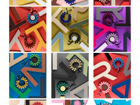 Le cartelle colore di Mirta Bijoux®