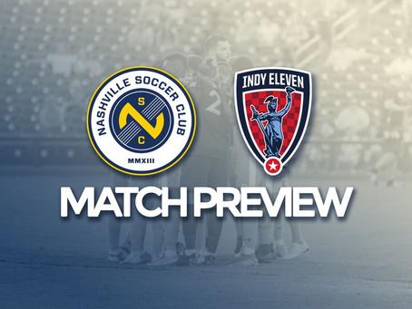 Preview: Nashville SC vs Indy Eleven