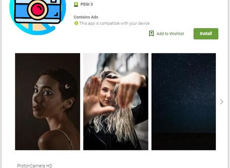 עוד אפליקציית צילום מזוייפת מופצת בחנות של גוגל