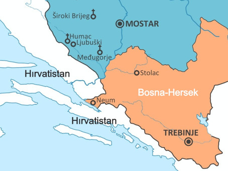 Bosna Hersek Sahili