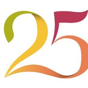Wir feiern die 25