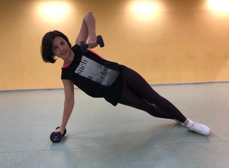 Приглашаем на тренировки по Flexible Power!