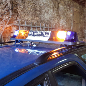 Gendarmerie, je vous écoute...