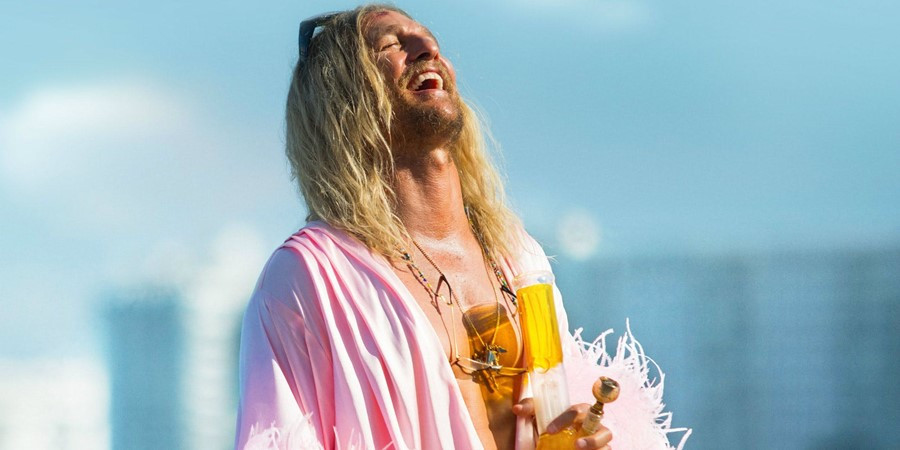 The Beach Bum UK Film Review
