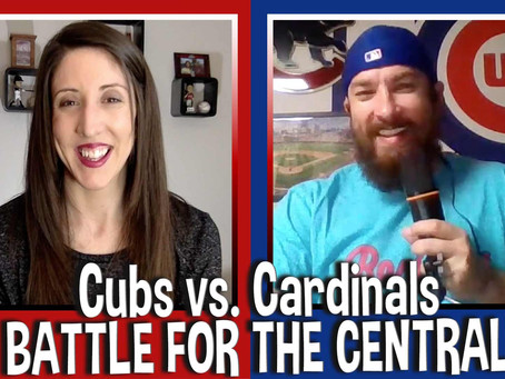 Cubs vs Cardinals: The Battle For The NLC (cont) - Series Preview #20