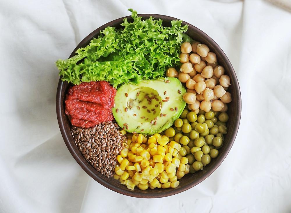 vegan and plant-based diet