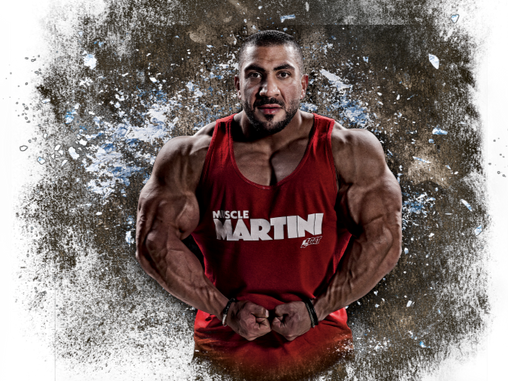 """AHMEDASHKANANI """"My journey with weightlifting began at the age of fifteen"""""""