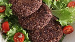 Burger di Riso e Fagioli Neri - Vegan e Senza Glutine
