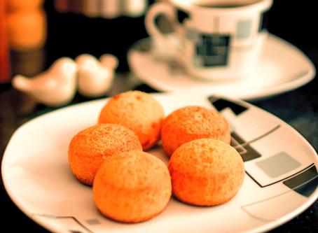 Cheese Bread - Pao de Queijo - What are they?