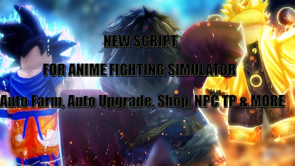 Script Anime Fighting Simulator
