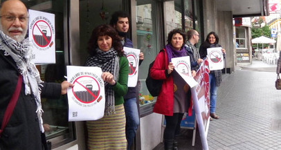 Espaços Livres do Apartheid Israelense (ELAI): Espanhóis aprovam espaços antissionistas