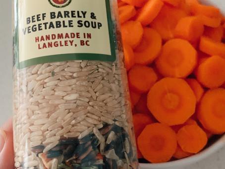 Simply Delish: Gluten-Free Vegan Soup