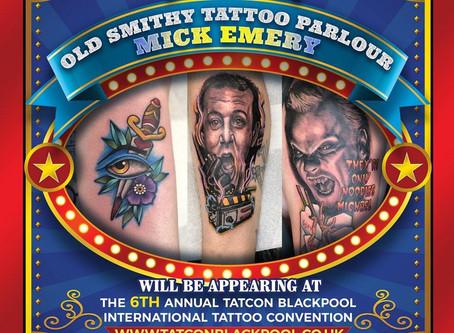 Blackpool Tatcon, 16th, 17th & 18th August, 2019