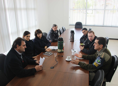 CRPO promete intensificar operações no município