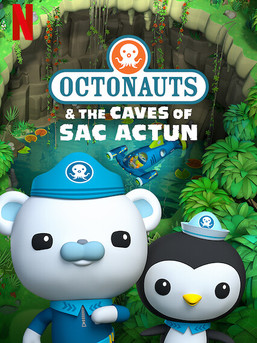 Octonauts and the Caves of Sac Actun Download