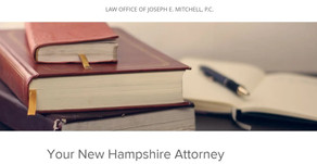 Published! - Law Office Site